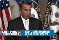 GOP wary of Boehner lawsuit backfiring