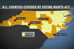 Legal battle waged against GOP war on voting