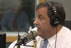 Christie attacks former ally in about-face