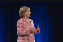 Right regrets contrasting Obama with Clintons