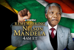 World leaders gather for Mandela funeral