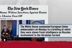 Obama cranks sanctions tighter on Russia