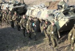 Putin acknowledges Russian troops in Ukraine