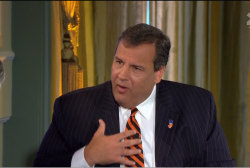 Christie eager to put scandals behind him