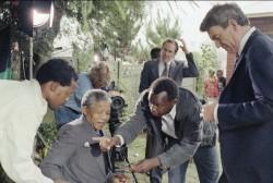 Mandela resilience 'superheroic'