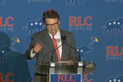 Rick Perry indicted for abuse of power