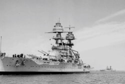 US to attempt to identify USS Oklahoma dead