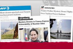 Mystery drones over nuke plants raise alarm