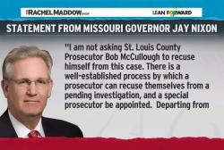 Gov. Nixon declines to replace prosecutor