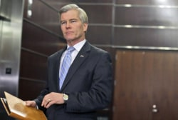 McDonnell denies charges, cries partisanship