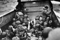 June 6, 1944, Breaking News: 'Invasion!'