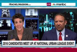 'Black Lives Matter' becomes political force