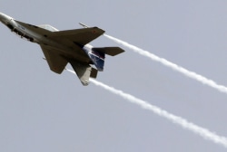 US jets scrambled to intercept Russian planes