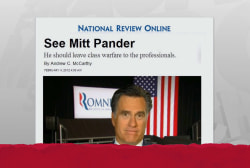 Finger in wind guides Romney on minimum wage