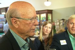 Sen. Pat Roberts faces difficult race in...