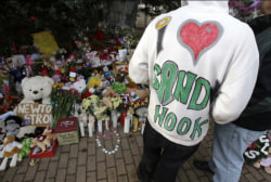 We we stand one year after Newtown