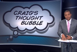 Craig Melvin's thoughts on the shutdown