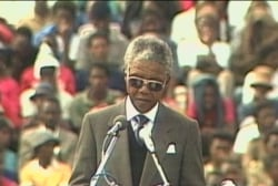 Melvin on preserving Mandela's memory
