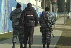 Terror tape warns of Sochi 'surprise'