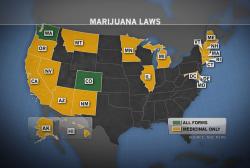 Pot retail sales to begin in Washington state