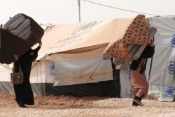 Syrian refugee crisis more dire by the day