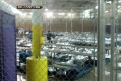 Undocumented children sent to Arizona