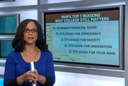 MHP's top 5 reasons for why college matters