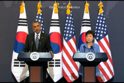 Obama's Asia trip shaped by global tensions