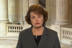 Feinstein: Hayden's comments 'stereotypical'