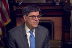 Lew: New sanctions will get Russia's...