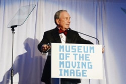 Bloomberg-backed group protests NRA meeting