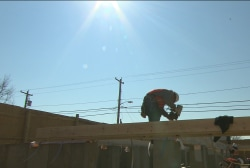 Breezy Point still feeling Sandy aftermath