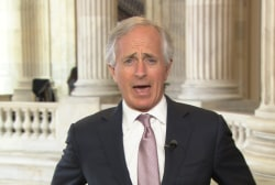 Sen. Bob Corker on the US and Ukraine