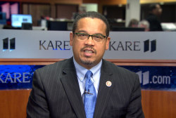 Rep. Ellison looks to Mandela as an example