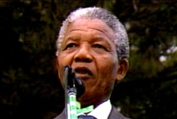 A look back at Mandela's enduring legacy