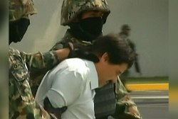 Infamous cartel kingpin 'El Chapo' arrested
