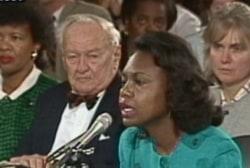 Anita Hill revisits Justice Thomas testimony
