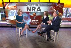 Bloomberg sets sights on gun control
