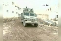 US refuses to send troops back to Fallujah