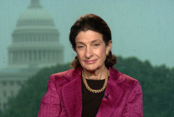 Snowe: Public needs to express opposition