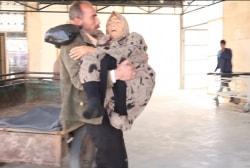 Syria hit by humanitarian crisis