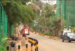 Large blasts heard at Kenya mall on third...