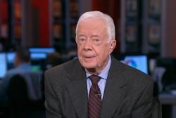 Carter: Putin has gone 'far enough'