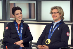 Gold medalist: Win is 'starting to sink in'