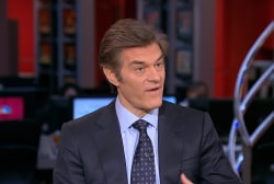 Dr. Oz: Being overweight makes you invisible