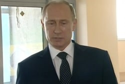 Putin's path