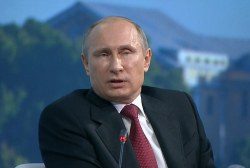 Putin outlines plan for Eurasian union