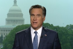 Romney on minimum wage: Raise it!