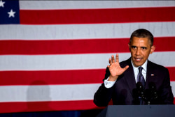 Obama to begin major fundraising for Dems
