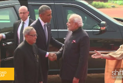 India-US relationship gets cozier